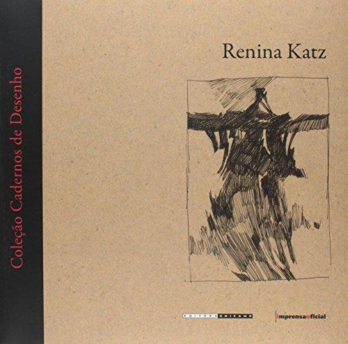 Renina Katz - Coleção Cadernos de Desenho, livro de ELUF, Lygia