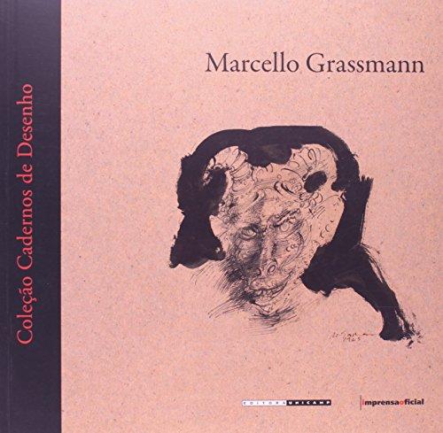Marcelo Grassmann - Coleção Cadernos de Desenho, livro de Marcello Grassmann