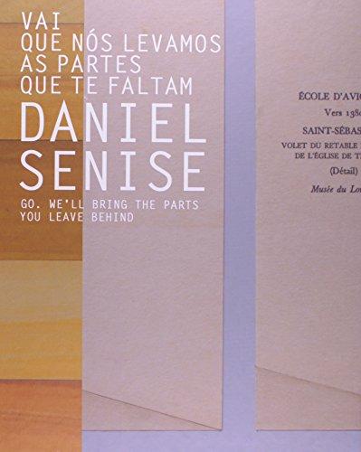 Daniel Senise, livro de FERREIRA, Gloria  IOVINO, Maria