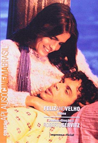 capa do livros Coleção Aplauso Cinema Brasil: Feliz Ano  Velho