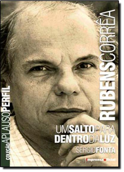 Coleção Aplauso Perfil: Rubens Correa, livro de Sérgio Fonta