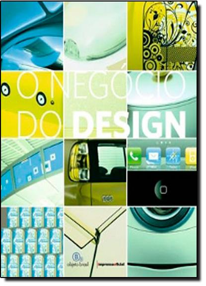 Negócio do Design, O, livro de LEAL, Joice Joppert