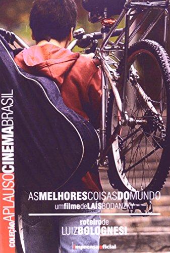 Coleção Aplauso Cinema Brasil: As Melhores Coisas do Mundo, livro de Luiz Bolognesi