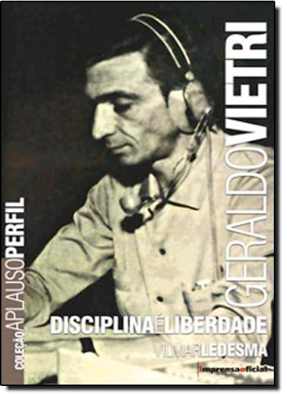 Coleção Aplauso Perfil: Geraldo Vietri, livro de LEDESMA, Vilmar