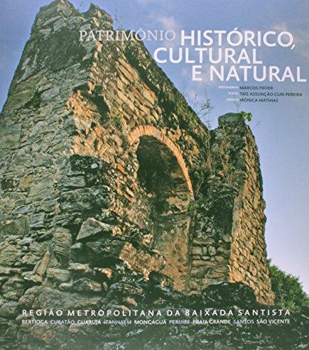Patrimônio Histórico, Cultural e Natural, livro de Diversos autores