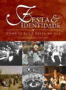 Festa e identidade, livro de Cleodes Maria Piazza Júlio Ribeiro