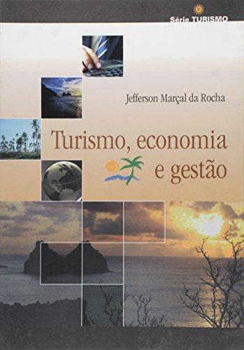 Turismo, economia e gestão, livro de Jefferson Marçal da Rocha