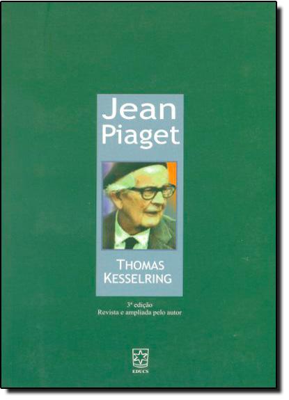 Jean Piaget, livro de Thomas Kesselring