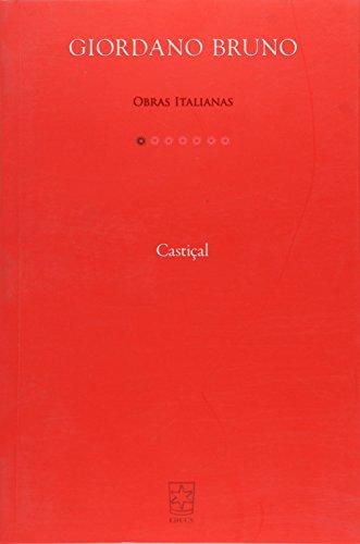 Castiçal: obras italianas, livro de Giordano Bruno