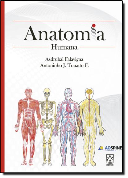 Anatomia Humana, livro de Asdrubal Falavigna