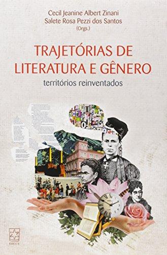 Trajetórias de literatura e gênero, livro de Cecil Jeanini Albert Zinani, Salete Rosa Pezzi dos Santos