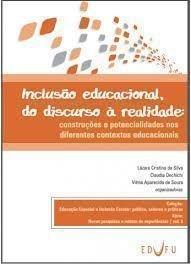 Educacao Especial E Inclusao Educacional, livro de Lazara Cristina Da Silva