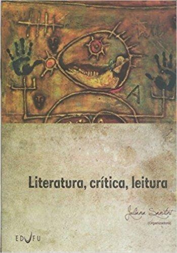 LITERATURA, CRITICA, LEITURA, livro de