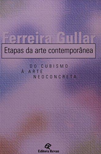 Etapas Da Arte Contemporânea, livro de Ferreira Gullar