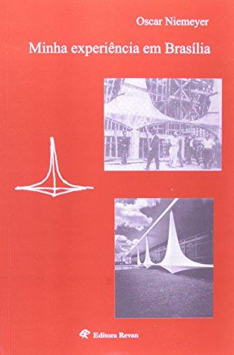 Minha Experiência Em Brasília, livro de Oscar Niemeyer