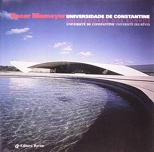 Universidade De Constantine - Universidade Dos Sonhos, livro de Oscar Niemeyer