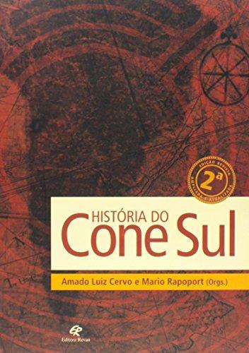 História do Cone Sul, livro de Amado Luiz Cervo, Mario Rapoport