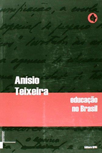 Educação no Brasil, livro de Anísio Teixeira