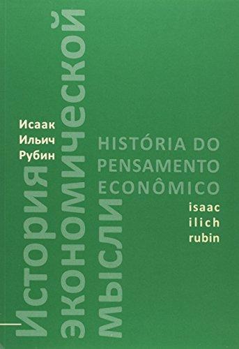 História do pensamento econômico, livro de Isaac Ilich Rubin