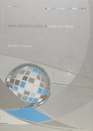 Uma introdução à análise real, livro de Wladimir Neves