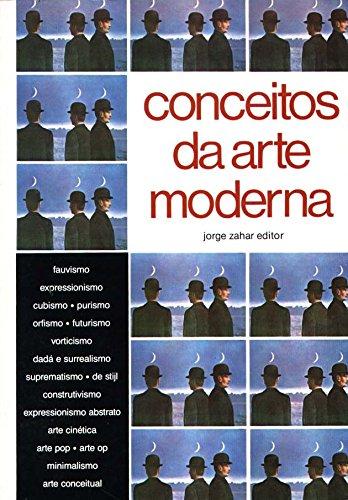 Conceitos Da Arte Moderna, livro de Vários Autores
