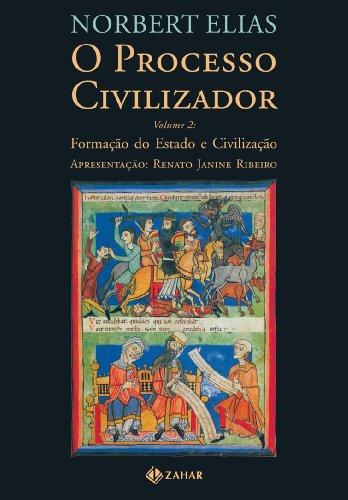 O Processo Civilizador 2, livro de Norbert Elias