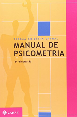 Manual de psicometria, livro de Tereza Cristina Erthal