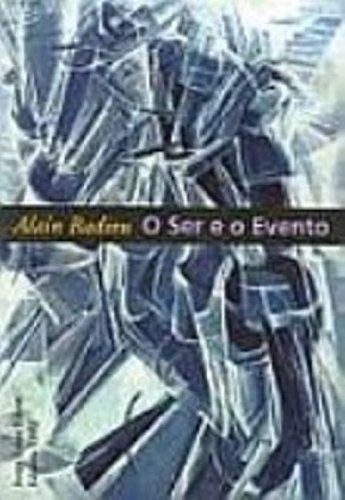 O Ser e o Evento, livro de Alain Badiou