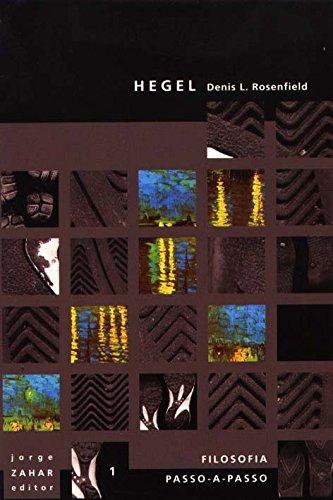 Hegel. Coleção Passo-a-Passo Filosofia, livro de Denis Rosenfield