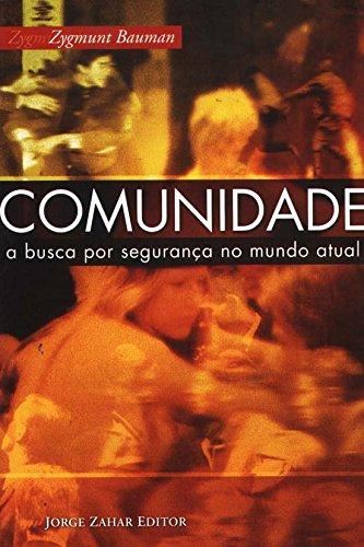 Comunidade, livro de Zygmunt Bauman