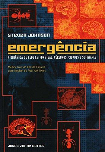 Emergência. Coleção Interface, livro de Steven Johnson