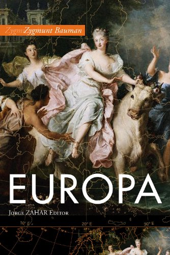 Europa, livro de Zygmunt Bauman