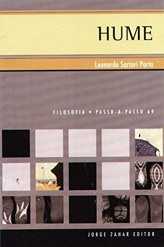 Hume. Coleção Passo-a-Passo Filosofia, livro de Leonardo Sartori Porto