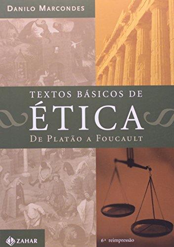 Textos Básicos De Ética, livro de Danilo Marcondes