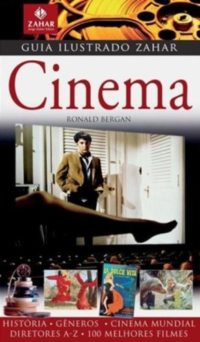 Guia Ilustrado Zahar de Cinema, livro de Ronald Bergan