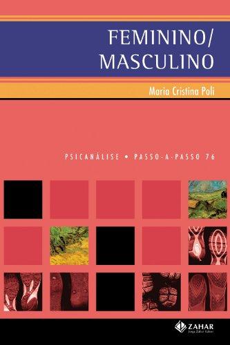 Feminino / Masculino - A diferença sexual em psicanálise, livro de Maria Cristina Poli