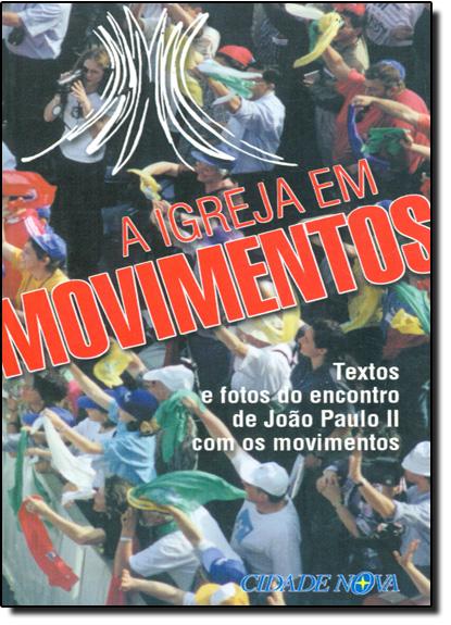 Igreja em Movimentos, A, livro de PONTIFICIO CONSELHO