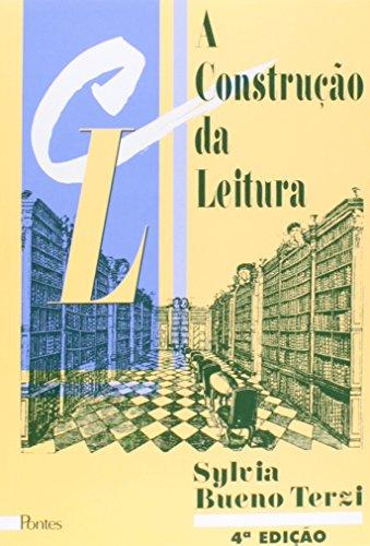 Construcao da Leitura, A, livro de Sylvia Terzi