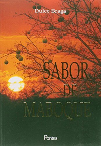 Sabor de Maboque, livro de Dulce Braga