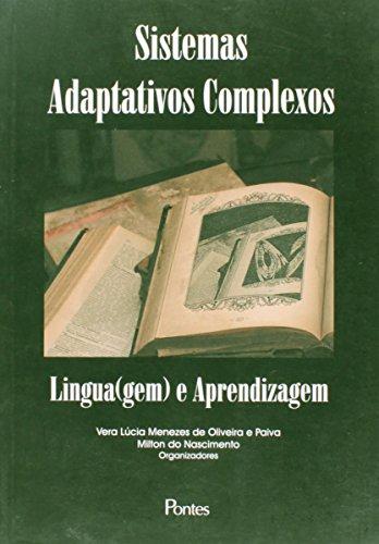 Sistemas Adaptativos Complexos, livro de Vera Lucia Menezes | Paiva Milton do Nascimento