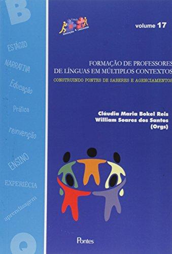 Formaçao De Professores De Linguas Em Multiplos, livro de Cláudia Maria Bokel Reis
