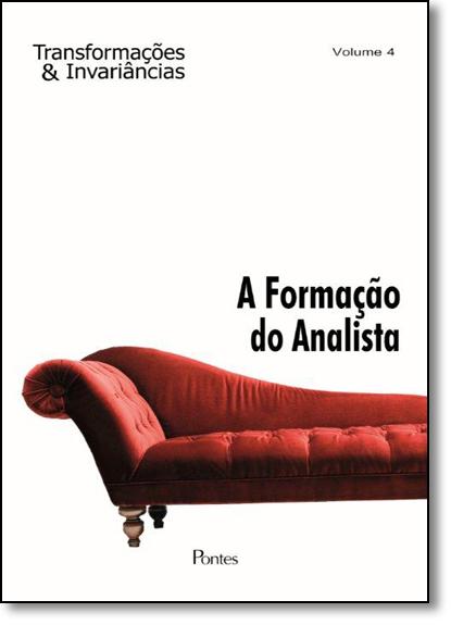 Formação do Analista, A - Vol.4, livro de Elson Alexandre Esclapes