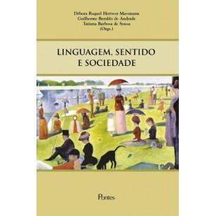 Linguagem, Sentido e Sociedade, livro de Débora Raquel Hettwer Massmann