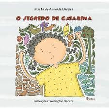 O Segredo de Catarina, livro de Marta de Almeida Oliveira