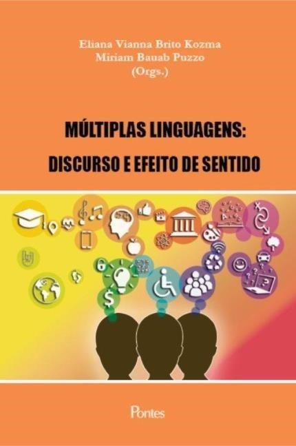 Múltiplas Linguagens, livro de Eliana Vianna Brito Kozma