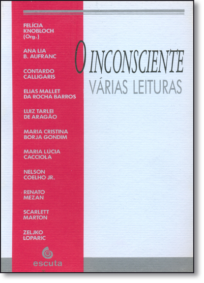 Inconsciente, O: Varias Leituras, livro de Felicia Knobloch