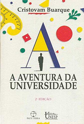 A Aventura da Universidade, livro de Cristovam Buarque