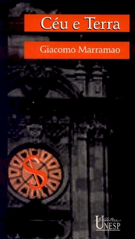 Ceu e terra - genealogia da secularização, livro de Giacomo Marramao