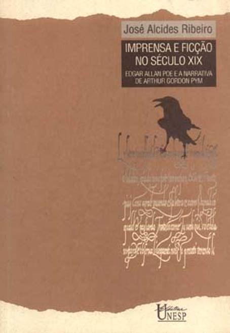 Imprensa e ficção no século XIX, livro de José Alcides Ribeiro