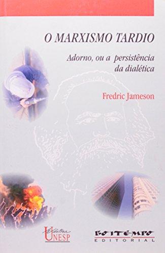O marxismo tardio, livro de Fredric Jameson